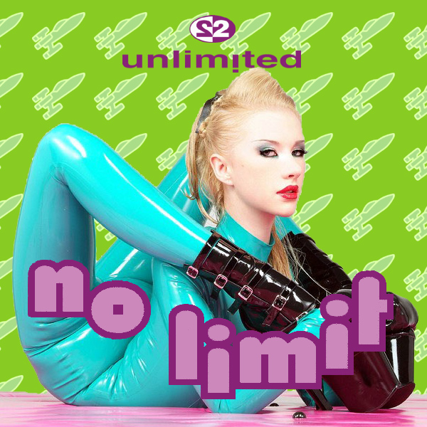 Cover Artwork Remix of  Unlimited No Limit