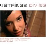 Original Cover Artwork of 4 Strings Diving