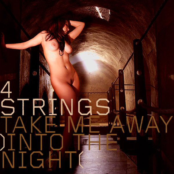 Cover Artwork Remix of 4 Strings Take Me Away