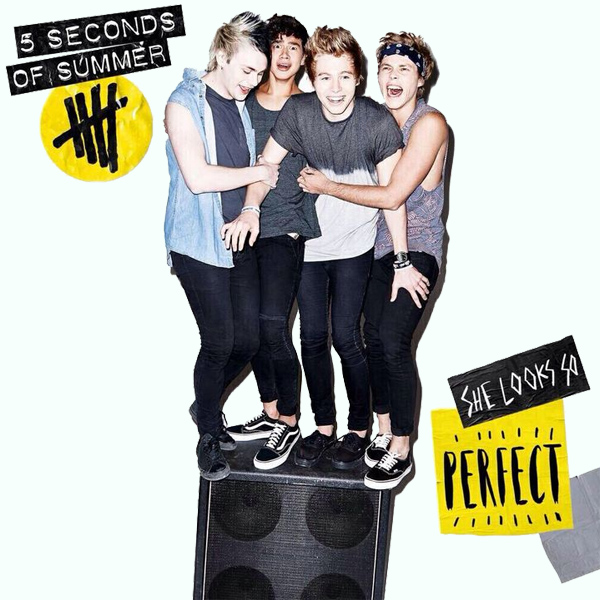 5 seconds of summer she looks so perfect 1