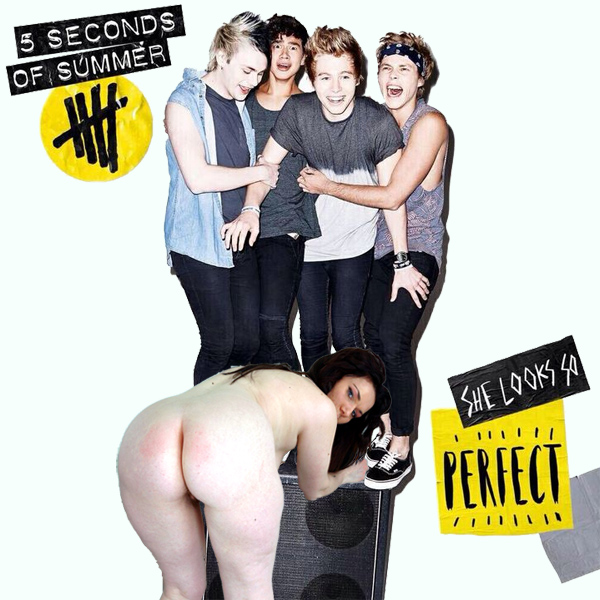 5 seconds of summer she looks so perfect 2