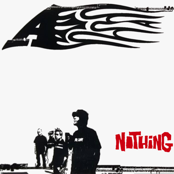 Original Cover Artwork of A Nothing