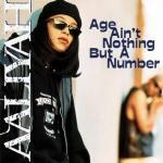 Original Cover Artwork of Aaliyah Age Aint Nothing But A Number