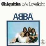 Original Cover Artwork of Abba Chiquitita