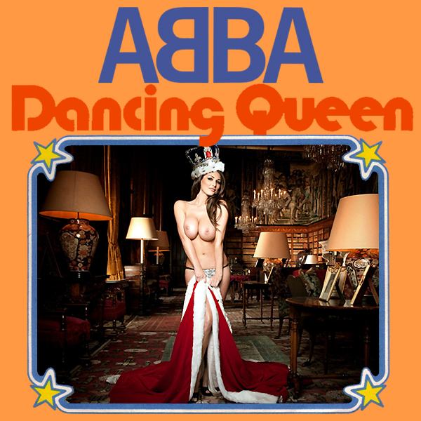 Cover Artwork Remix of Abba Dancing Queen
