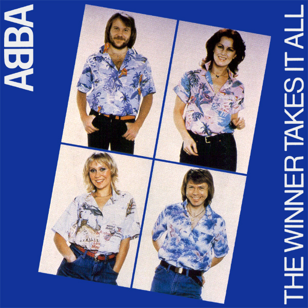 abba the winner takes it all 1
