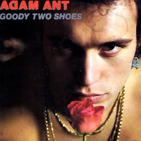 Original Cover Artwork of Adam Ant Goody 2 Shoes