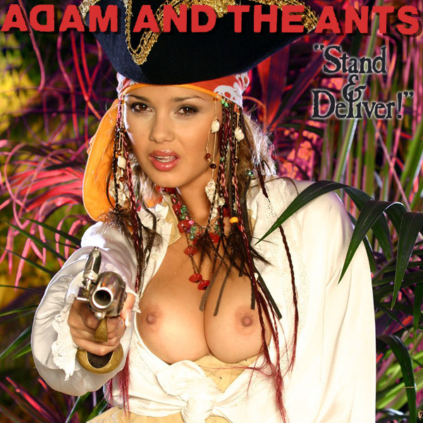 adam ants stand deliver remix