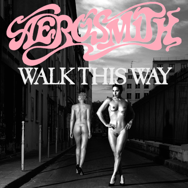aerosmith walk this way remix