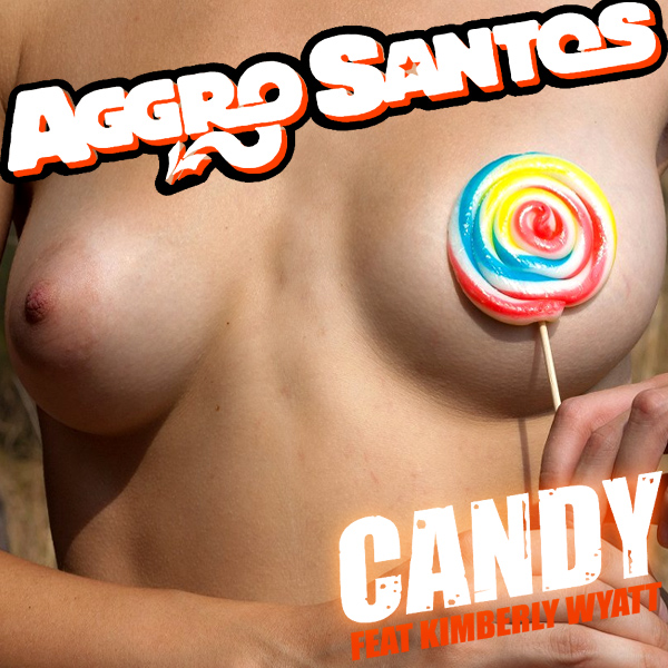 Cover Artwork Remix of Aggro Santos Candy