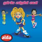 Original Cover Artwork of Alda Girls Night Out