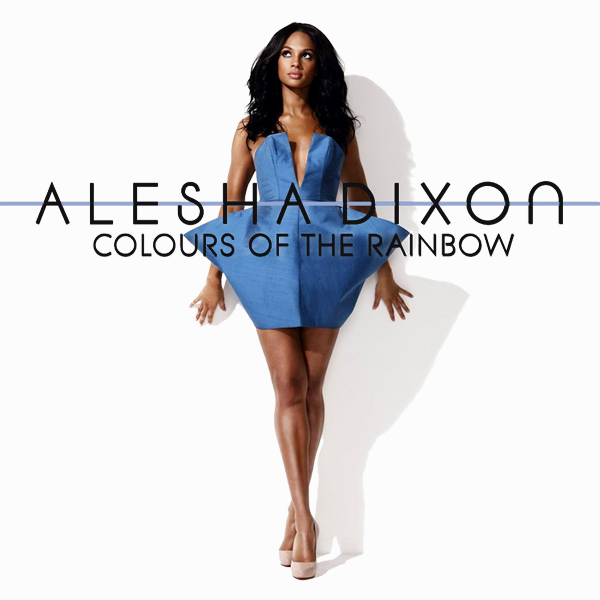 alesha dixon colours of the rainbow 1