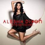 Original Cover Artwork of Alesha Dixon Lets Get Excited