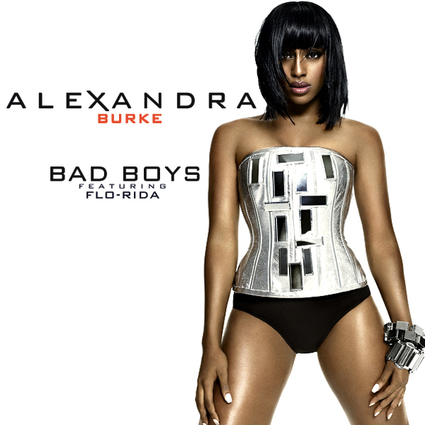 Original Cover Artwork of Alexandra Burke Bad Boys