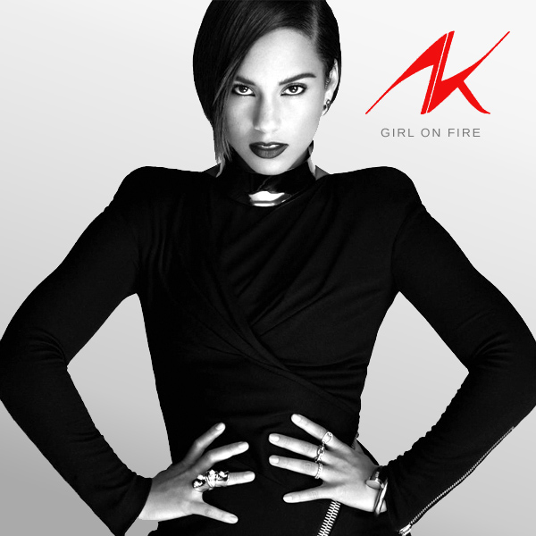alicia keys girl on fire 1