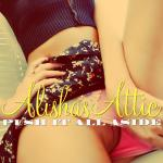 Cover Artwork Remix of Alishas Attic Push It All Aside