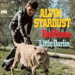 Original Cover Artwork of Alvin Stardust Red Dress