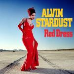 Cover Artwork Remix of Alvin Stardust Red Dress
