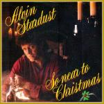 Original Cover Artwork of Alvin Stardust So Near To Xmas