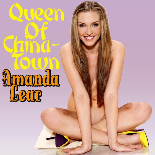 Cover Artwork Remix of Amanda Lear Queen Of Chinatown
