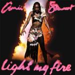 Original Cover Artwork of Amii Stewart Light My Fire