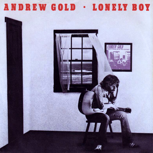 andrew gold lonely boy 1
