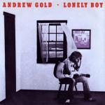 Original Cover Artwork of Andrew Gold Lonely Boy