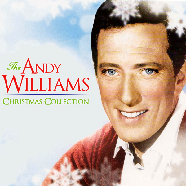 Original Cover Artwork of Andy Williams Christmas Collection