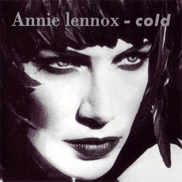Original Cover Artwork of Annie Lennox Cold