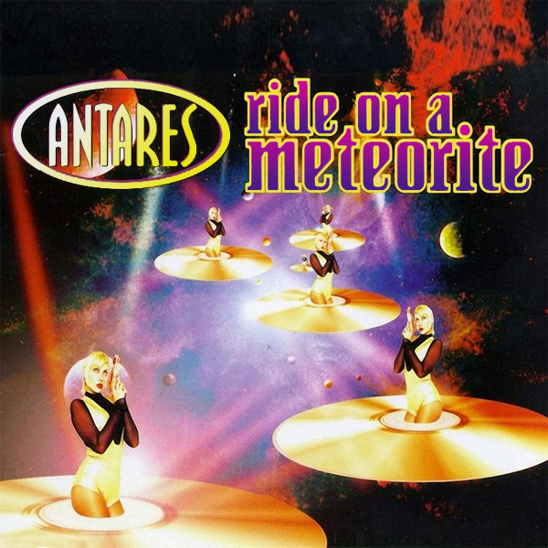 antares ride on a meteorite 1