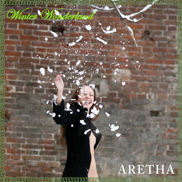 Cover Artwork Remix of Aretha Winter Wonderland