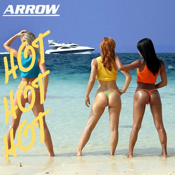 arrow hot hot hot 2