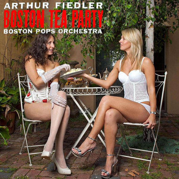 Cover Artwork Remix of Arthur Fiedler Boston Tea Party