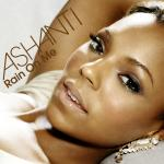 Original Cover Artwork of Ashanti Rain On Me