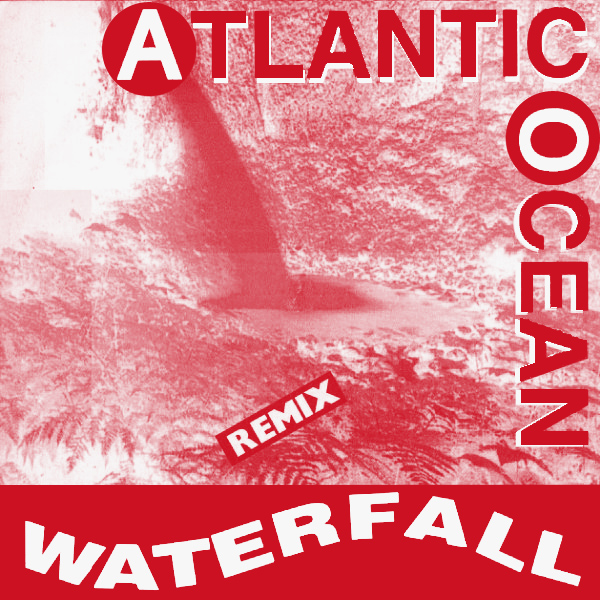 Atlantic Ocean Waterfall