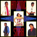 Original Cover Artwork of Atlantic Starr Secret Lovers