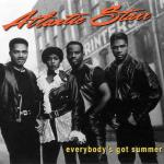 Original Cover Artwork of Atlantic Starr Summer