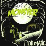 Original Cover Artwork of Automatic Monster