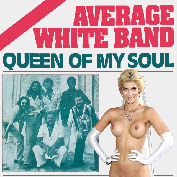 Cover Artwork Remix of Awb Queen Of My Soul