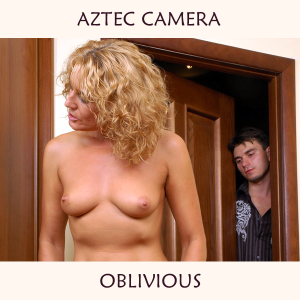 Cover Artwork Remix of Aztec Camera Oblivious