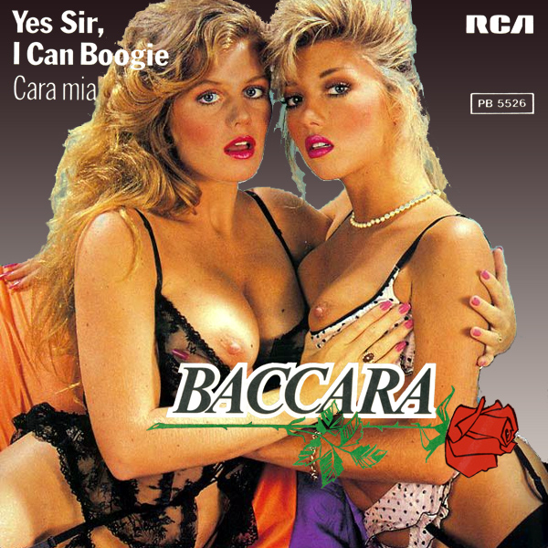 baccara yes sir remix