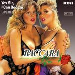 Cover Artwork Remix of Baccara Yes Sir