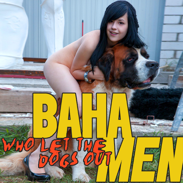 Cover Artwork Remix of Baha Men Who Let The Dogs Out