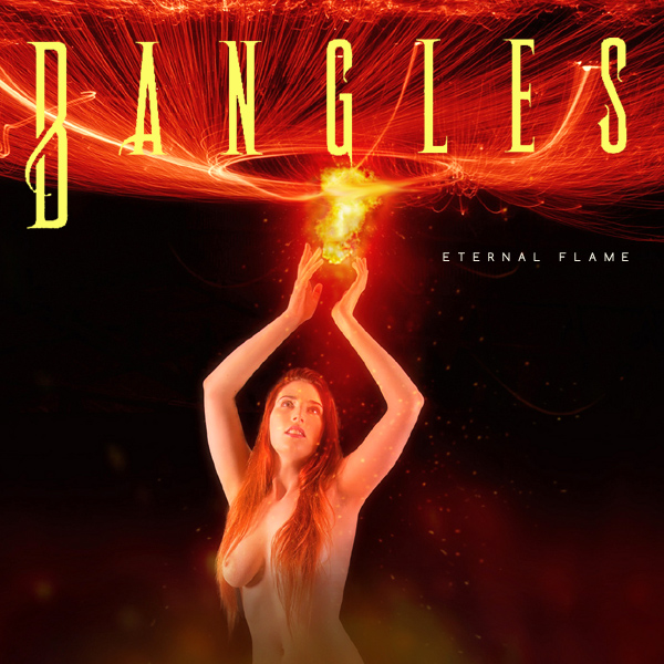 Cover Artwork Remix of Bangles Eternal Flame