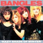 Original Cover Artwork of Bangles Hazy Shade Of Winter
