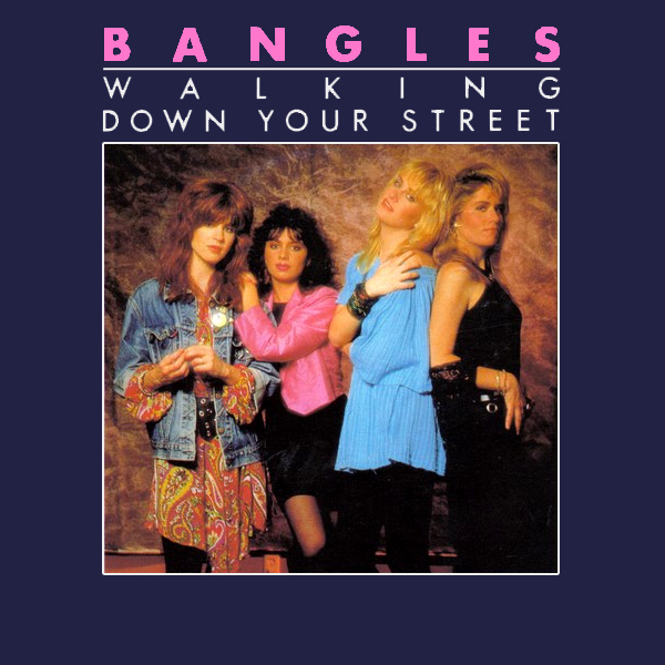 bangles walking down your street 1