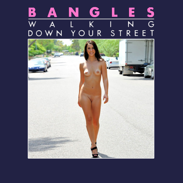 Cover Artwork Remix of Bangles Walking Down Your Street