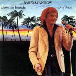 Original Cover Artwork of Barry Manilow Bermuda Triangle