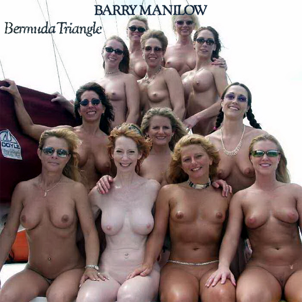 barry manilow bermuda triangle remix