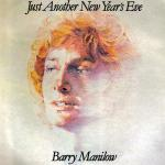 Original Cover Artwork of Barry Manilow Just Another New Years Eve